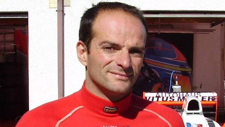 Course de côte : Lionel Régal se tue au volant