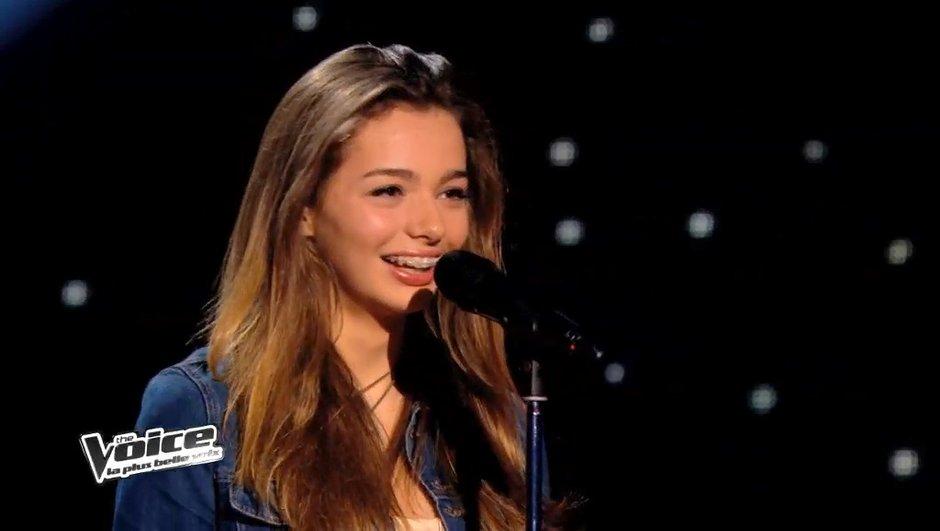 The Voice 3 - Ginie Line, Cloé, Liv... : les 5 prestations qu'il ne fallait pas manquer !