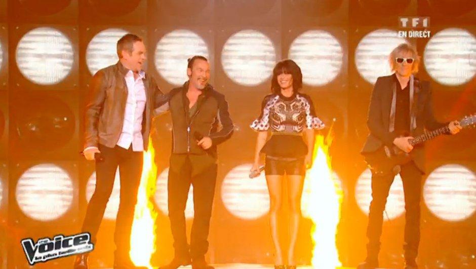 The Voice : en route vers la demi-finale et la grande tournée 2013 !