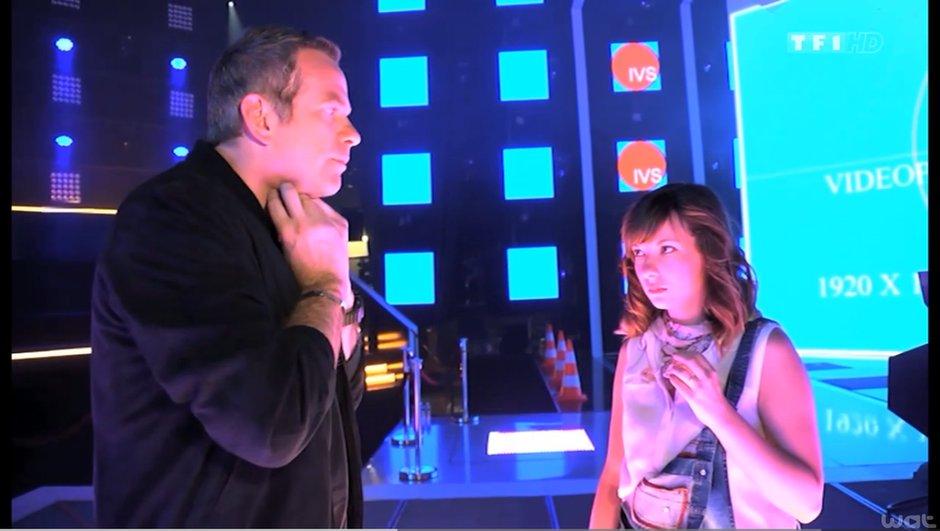 """The Voice 3 - Avant-première : Natacha Andreani prépare son Direct sur """"Wings"""" de Birdy"""