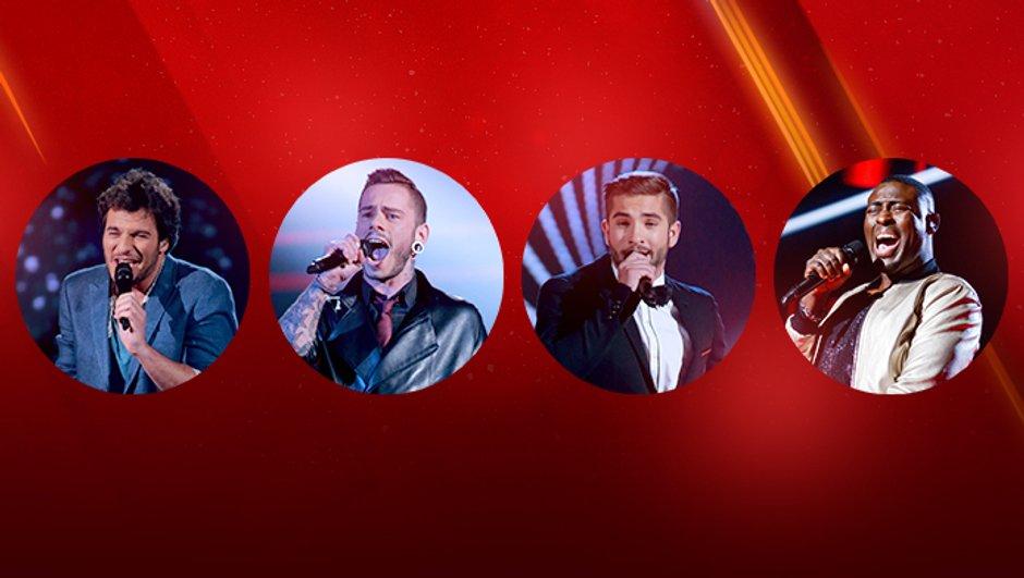 The Voice 3 - Amir, Kendji, Maximilien, Wesley : Discutez en direct vidéo avec les quatre finalistes !