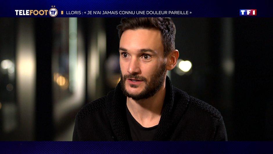 [EXCLU Téléfoot 17/11] - Hugo Lloris, objectif janvier 2020