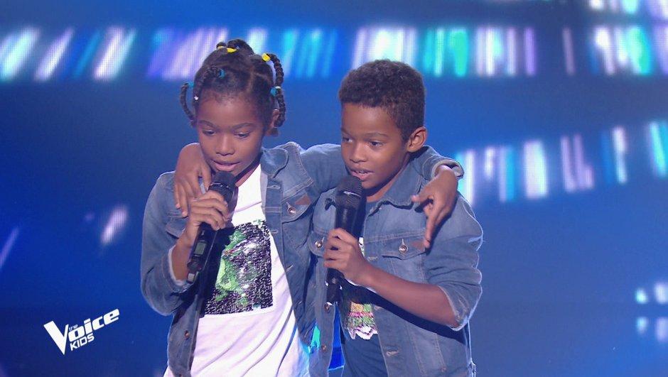 The Voice Kids 6 - Lucas & Nathan, les jumeaux rappeurs reprennent MC Solaar (REPLAY)