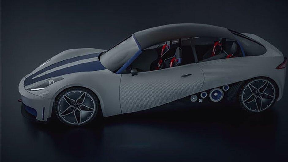 Local Motors Reload Redacted : la première voiture électrique imprimée en 3D