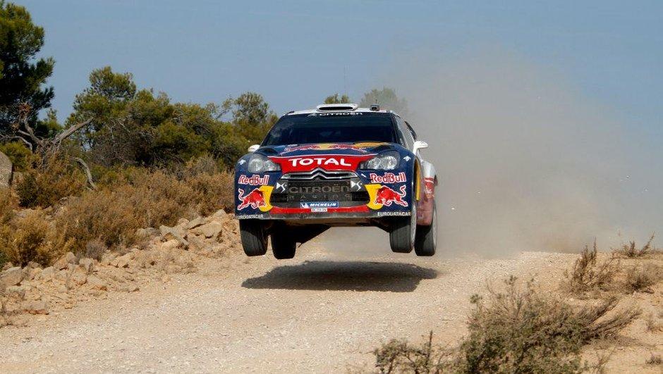 WRC Rallye d'Espagne - J2 : Loeb en avance de 33 s à la mi-journée