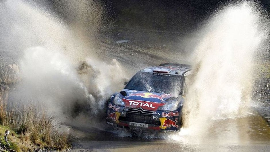 Rallye GB : Sébastien Loeb abandonne mais fêtera son 8è titre