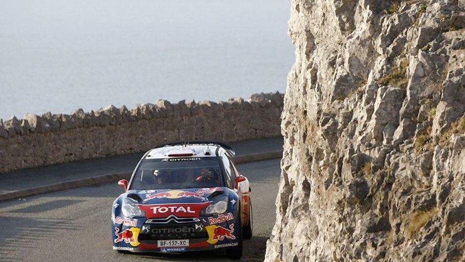 Rallye GB Jour 2 : Hirvonen à la faute, Loeb file vers le titre