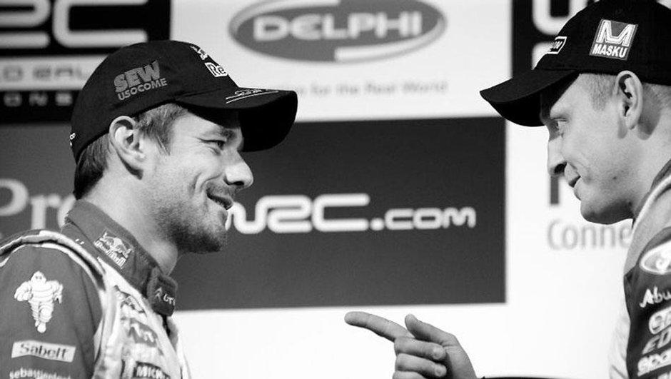 WRC : Rallye de Grande Bretagne ou la finale Loeb-Hirvonen