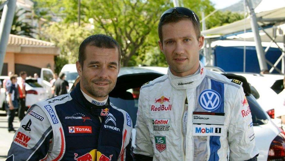 Porsche Supercup - Monaco : Ogier et Loeb respectivement 13e et 16e