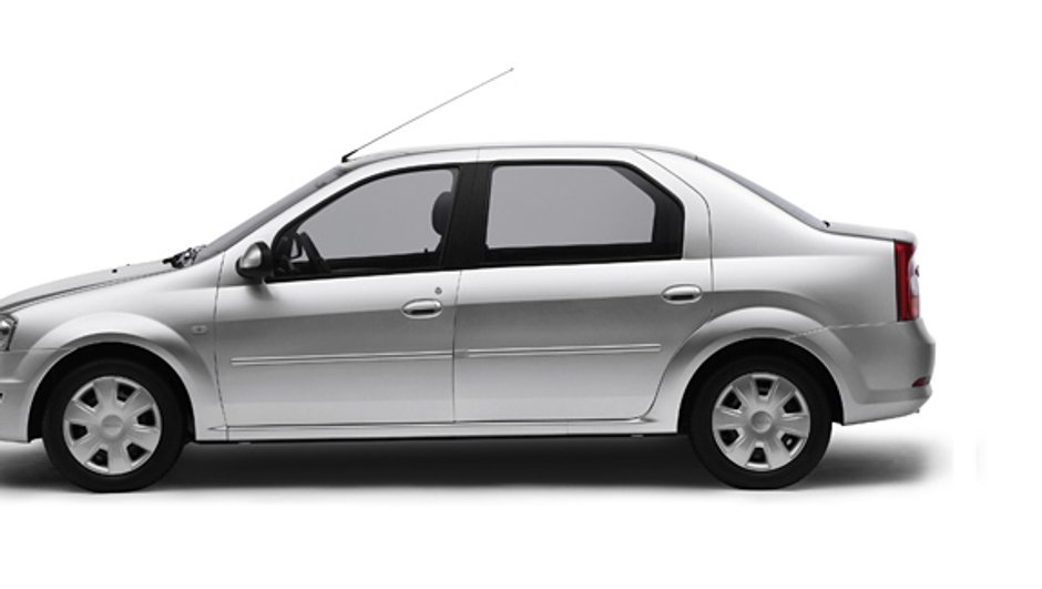 Dacia Logan L : une Logan version limousine !