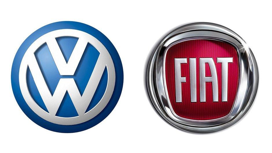 Rumeur : Volkswagen rachèterait FIAT ? Les deux groupes démentent...