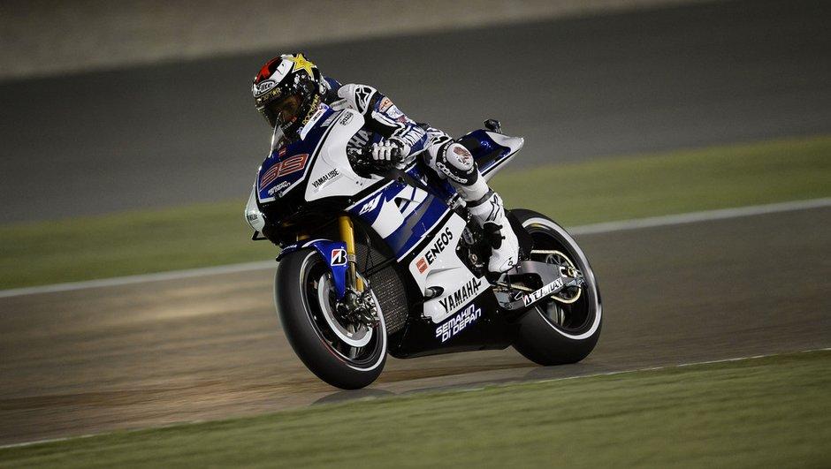 MotoGP - GP du Qatar 2012 : Victoire de Lorenzo à Losail