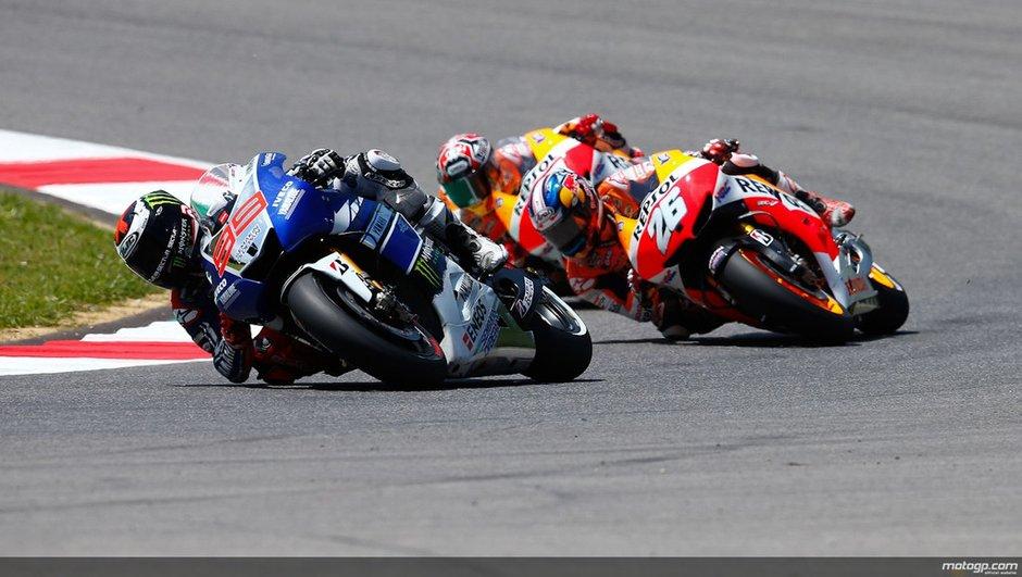 MotoGP - GP d'Italie : Lorenzo en patron