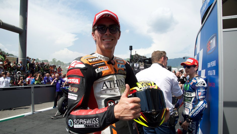MotoGP : Loris Baz sur une Ducati en 2016