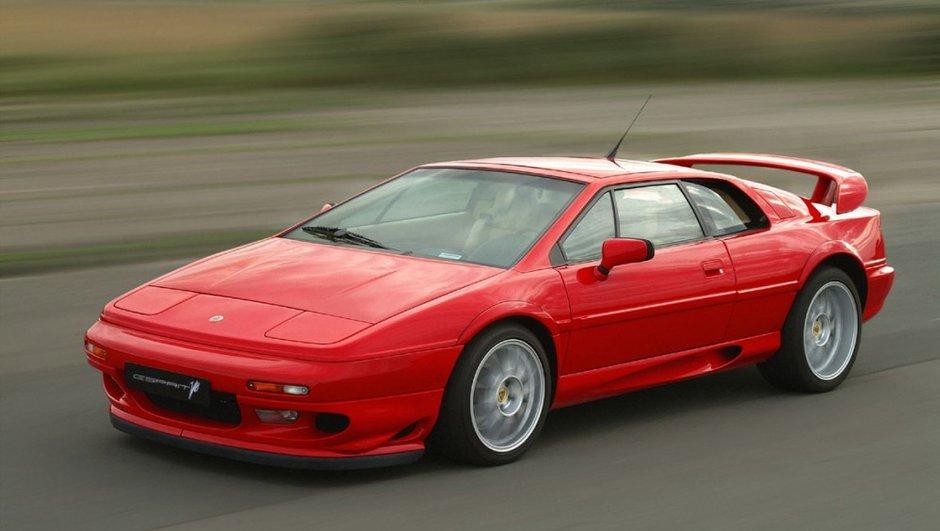 La nouvelle Lotus Esprit au Mondial de l'Auto ?