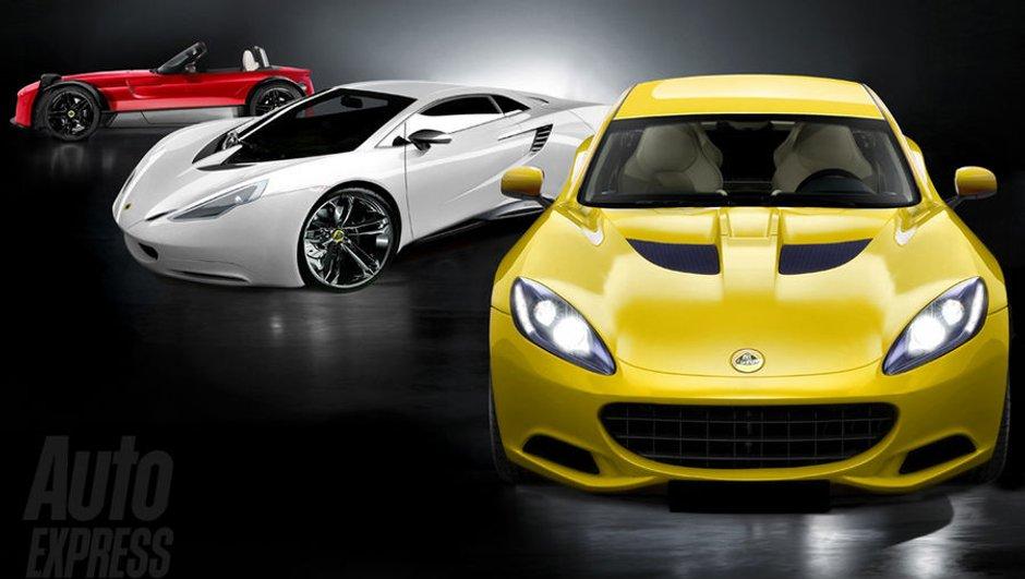 Mondial de l'Auto 2010 : le renouveau de Lotus