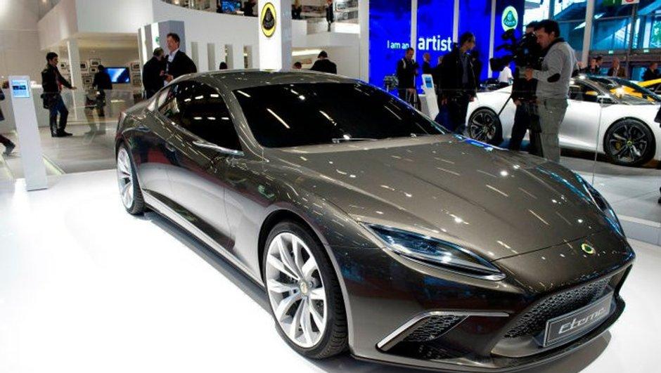 Mondial de l'Auto 2010 : Lotus Eterne dans la cour des grandes !