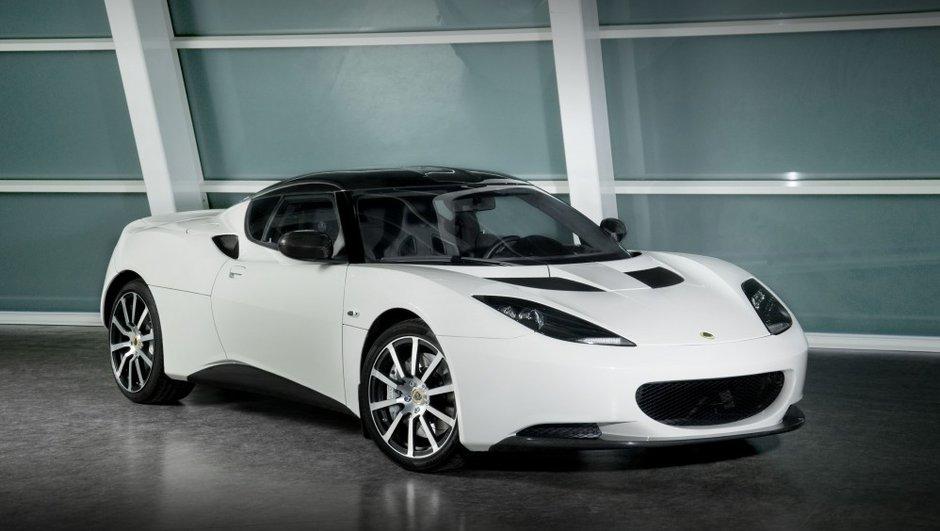 Mondial de l'Auto 2010 : Lotus Evora S et Auto confirmées