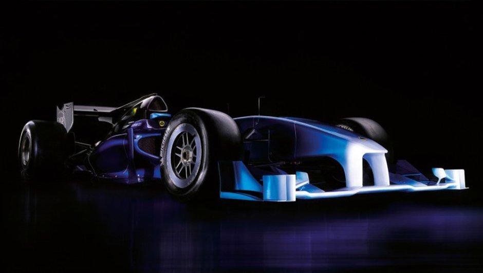 Lotus Exos 125 : l'autre F1 pour 750.000 d'euros