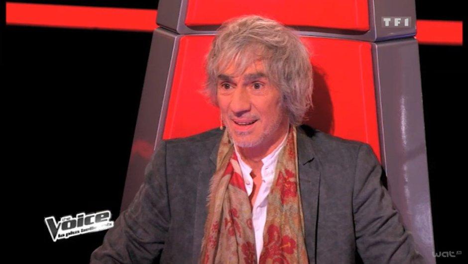 The Voice: Louis Bertignac en a deux...