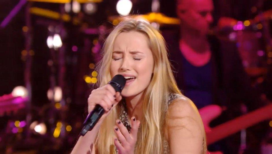EXCLU Louisa Rose : je regardais The Voice depuis toujours !