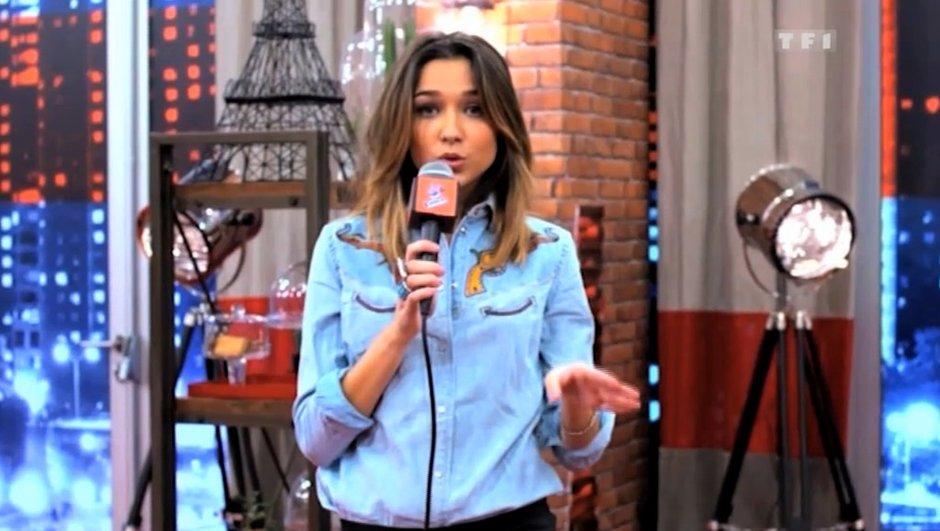 The Voice 2 : Louise livre ses conseils aux talents... à sa manière !