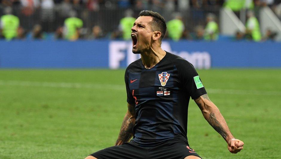 Angleterre-Croatie (1-2) : le match en un coup d'œil