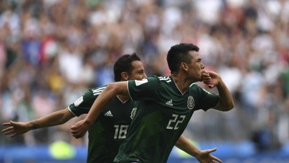 VIDEO - Allemagne – Mexique (0-1) : le match en un coup d'œil
