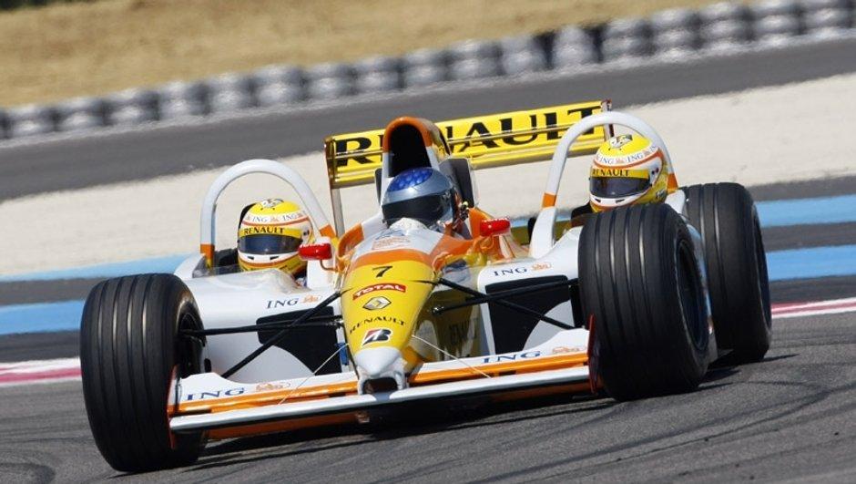 Stage de pilotage en F1 triplace : où et combien ?
