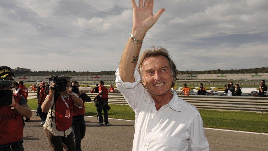 Ferrari : Luca Di Montezemolo quitte son poste de président