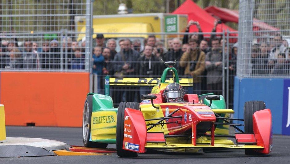 Formule E - ePrix Paris 2016 : Lucas di Grassi s'impose dans la capitale