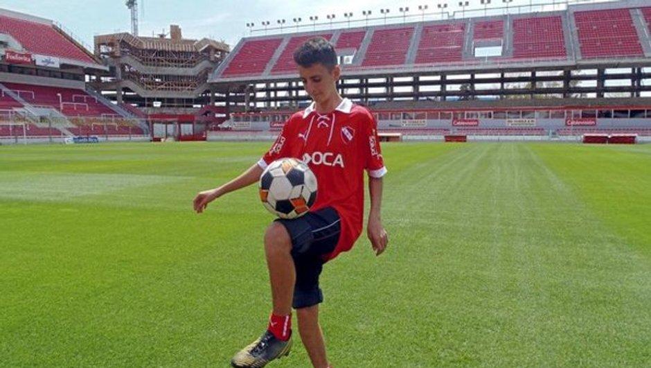 Qui est Lucas Patanelli, décrit comme le « nouveau Messi » ?