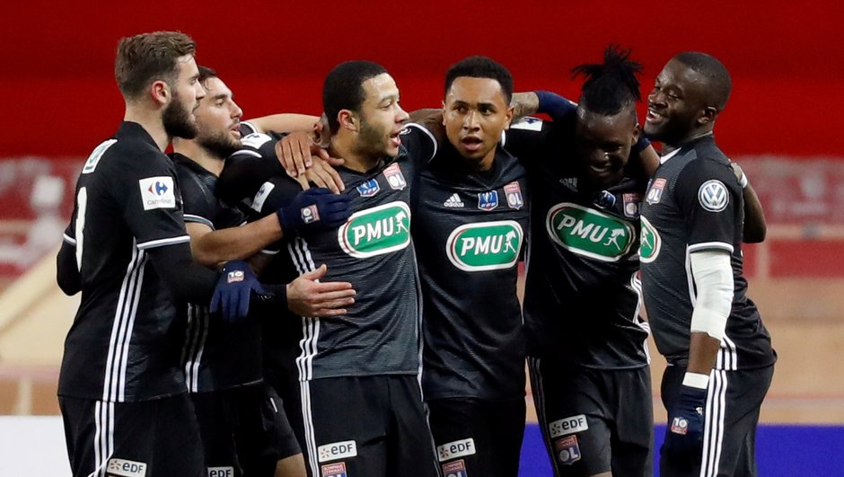 Ligue 1 : Lille – Lyon, une mi-temps pour chaque équipe (2-2)