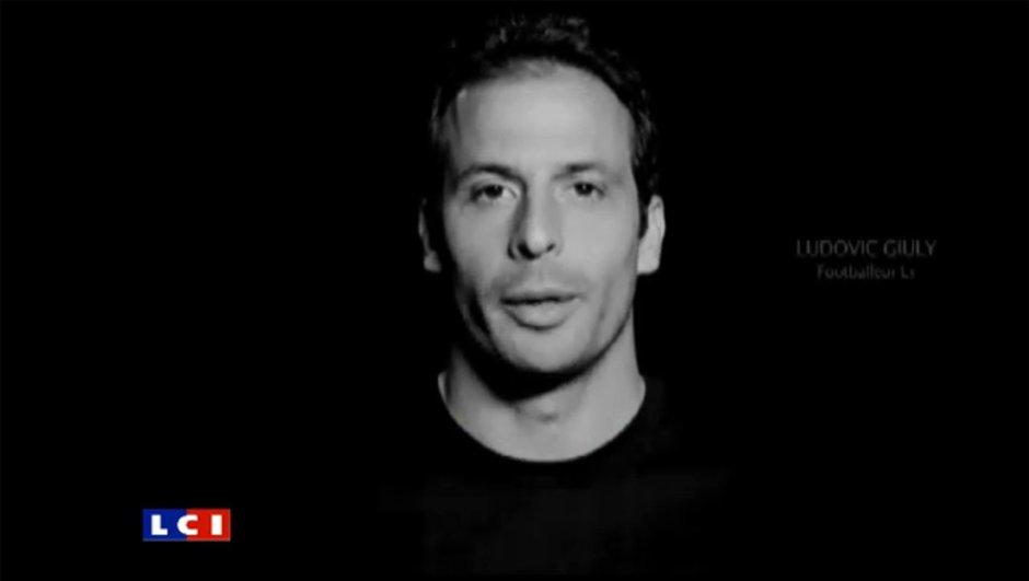 Football et homophobie : Giuly et Nicollin disent non ! (vidéo)