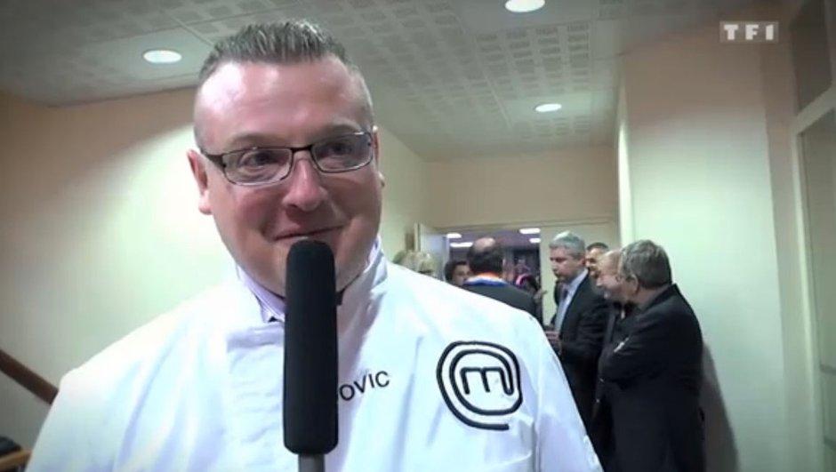 Gagnant de MasterChef 2012 : Ludovic de retour chez lui !