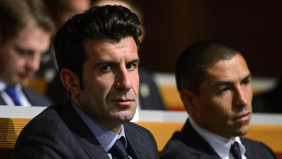 "Real Madrid - Luis Figo : "" J'espère que ce sera Iker qui soulèvera la Coupe """
