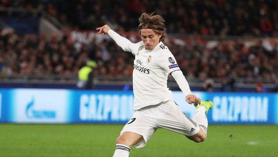 """[EXCLU Téléfoot – 9/12] - Modric : """"Quand j'ai été sollicité par le Real Madrid, je n'avais que cela en tête"""""""