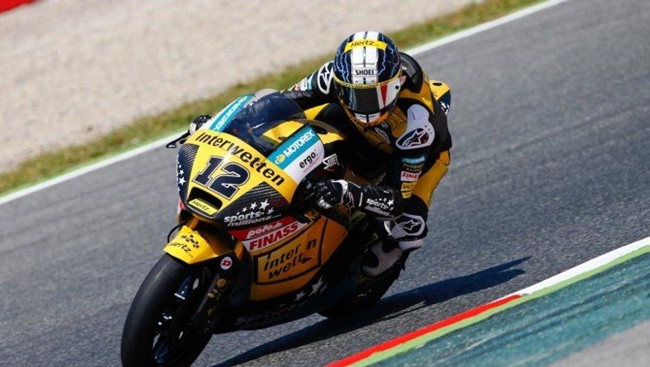 Moto 2 - Essais 3 Catalunya: Thomas Luthi se positionne