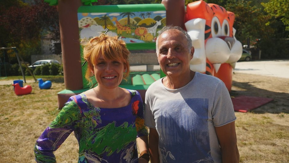 Lynda et Bernard, les candidats du jeudi