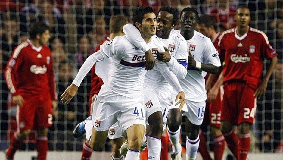 Lyon renverse Anfield !