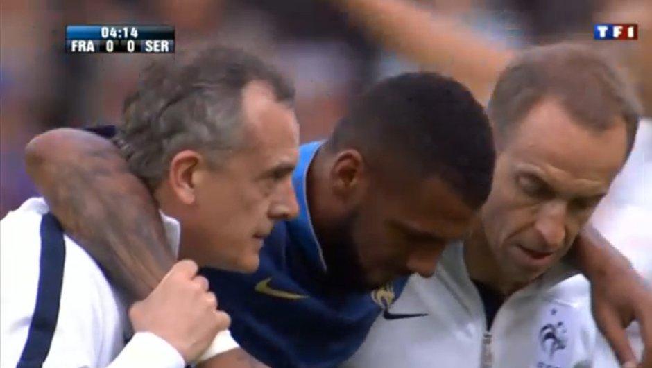 Equipe de France : M'Vila reste en course pour l'Euro (vidéo)