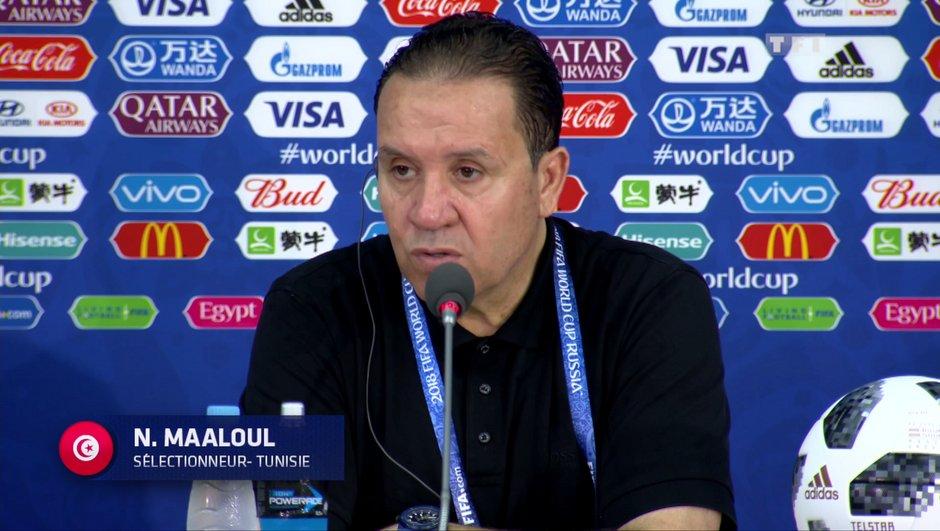 Ecrasé par la Belgique, Nabil Maaloul présente des excuses aux supporteurs tunisiens