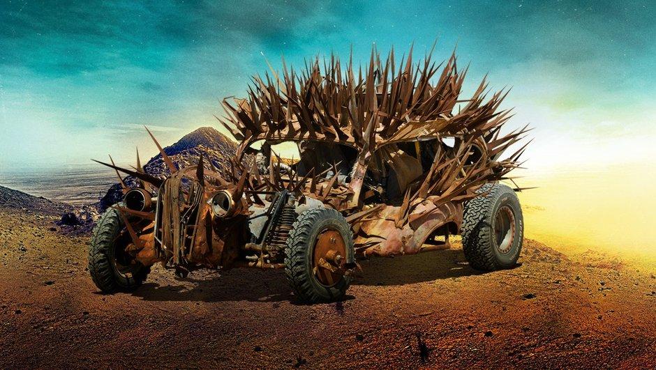 Mad Max Fury Road : découvrez les voitures du film