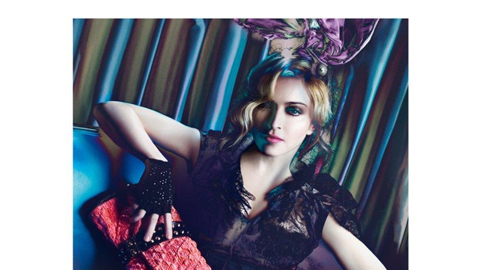 Madonna, trop vieille pour Louis Vuitton ?