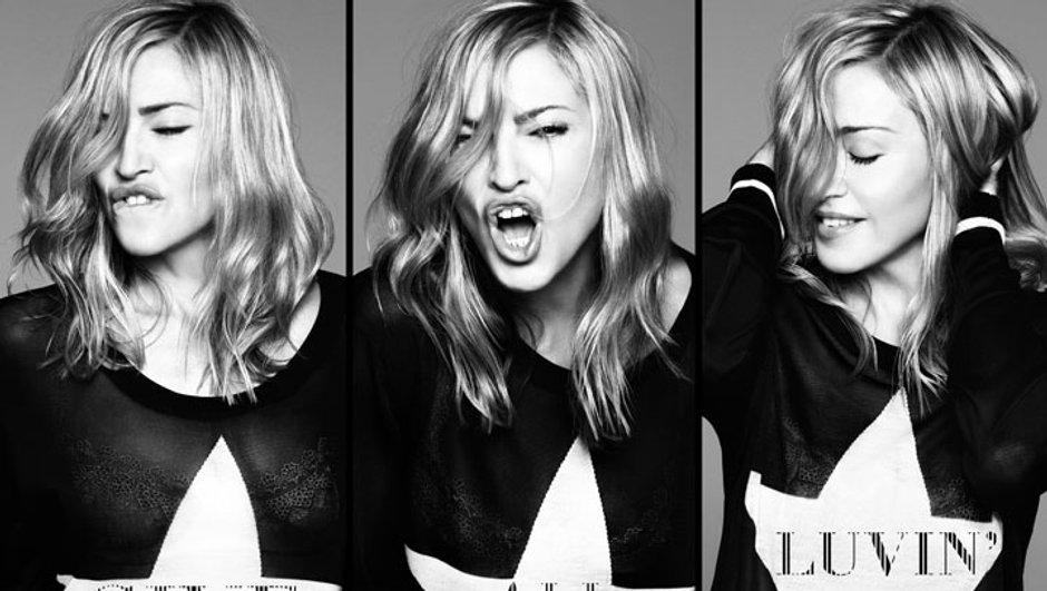 Britney Spears sur le nouvel album de Madonna ?