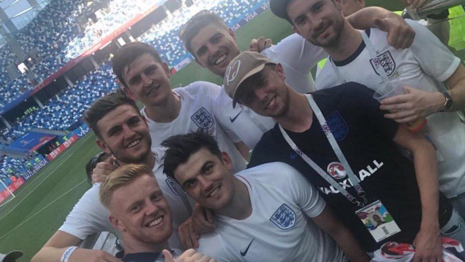 """Harry Maguire, de supporter anglais à l'Euro 2016 à pièce maîtresse des """"Three Lions"""""""