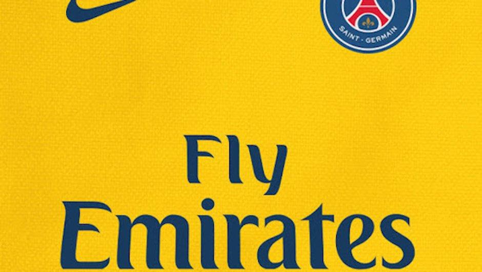 PSG : Paris va se mettre au jaune