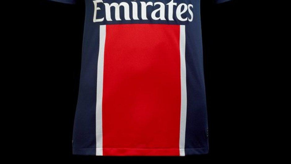 Découvrez le nouveau maillot domicile du PSG