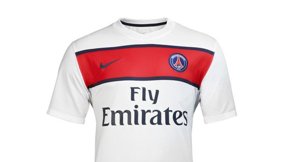 PSG : découvrez le nouveau maillot extérieur !