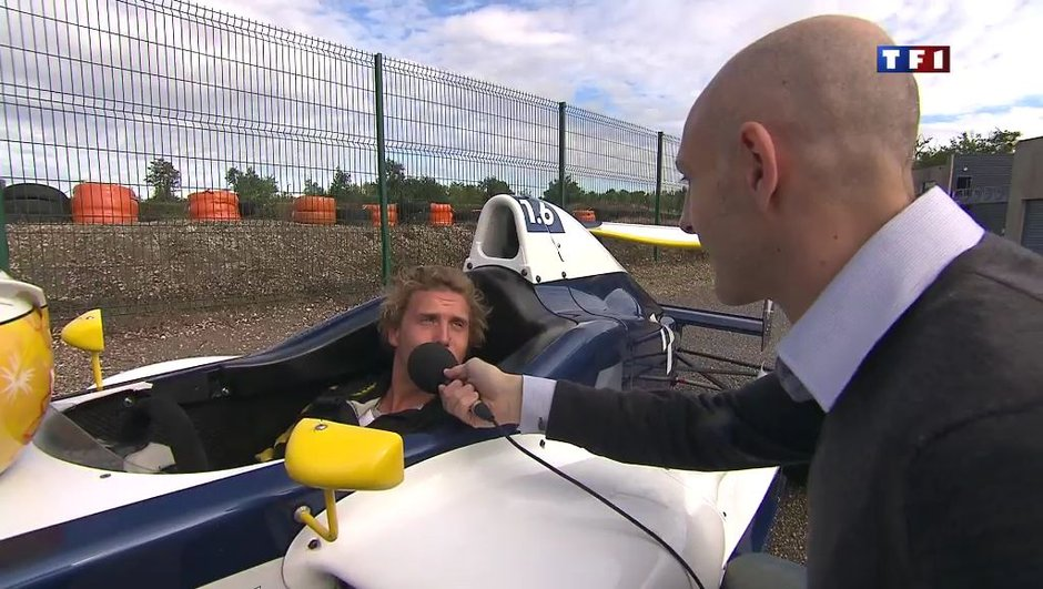 Exclu Web : Le making of Section de Recherches avec Auto Sport Academy